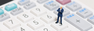 財務改善コンサルティングのイメージ